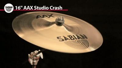 Sabian AAX 16