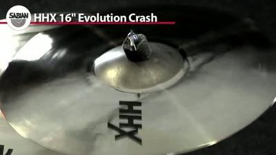 Sabian HHX Evolution 16