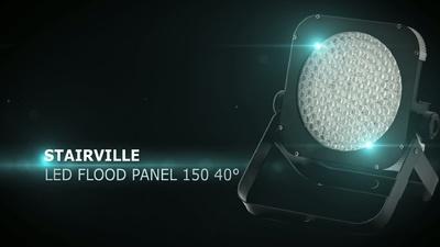 Stairville LED Flood Panel 150 40Grad