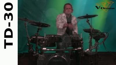 Roland TD-30K V-Drum Set