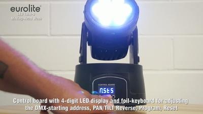 Eurolite LED TMH-9 Moving-Head Wash