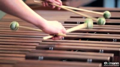 Marimba One RSB 5 Round Sound