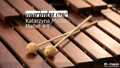 Marimba One Katarzyna Mycka Schlägel KMR 4