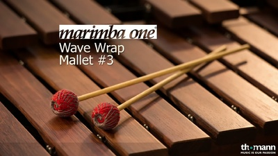 Marimba One Wave Wrap Schlägel WWR3