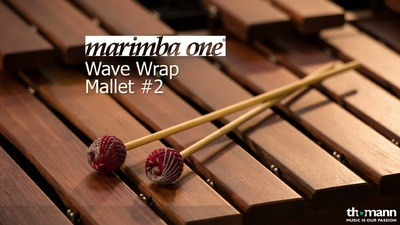 Marimba One Wave Wrap Schlägel WWR2