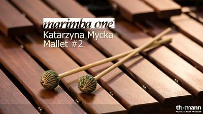 Marimba One Katarzyna Mycka Schlägel KMR 2