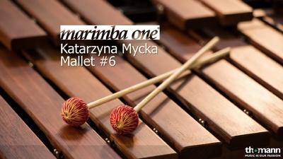 Marimba One Katarzyna Mycka Schlägel KMR 6