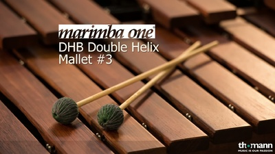 Marimba One Double Helix Schlägel DHR 3