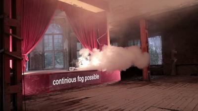 Smoke Factory Spaceball 2