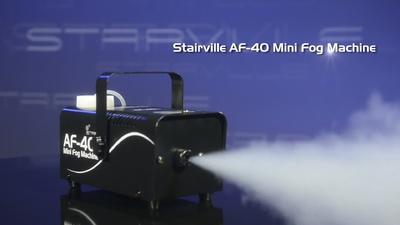 Stairville AF-40 - mini Nebelmaschine