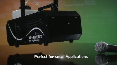 Stairville AF-40 DMX - mini Nebelmaschine