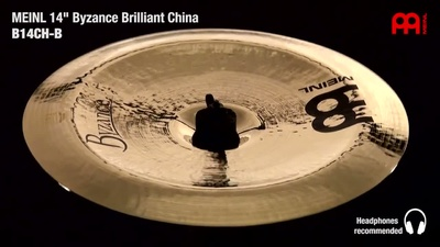 "Meinl Byzance Serie: 14"" China"