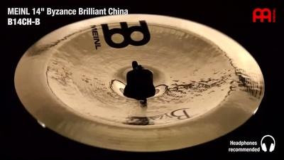 "Meinl Byzance Serie: 14"" China"