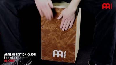 Meinl AE-CAJ5 Artisan Edition Cajon