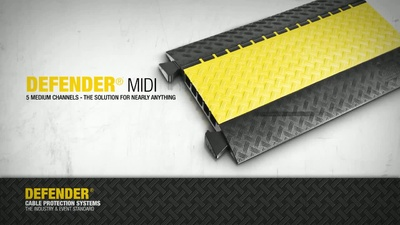Adam Hall Defender MIDI
