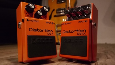 Boss DS-1 Distortionpedal