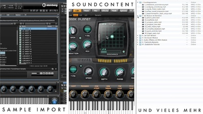Audio Workshop Halion & Halion Sonic Tutorial DVD