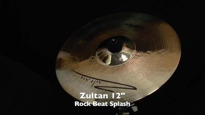 Zultan 12 Rock Beat Splash