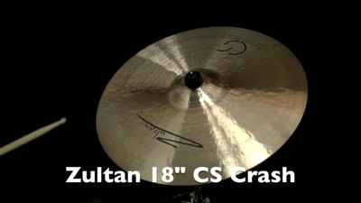 Zultan 18 CS Crash
