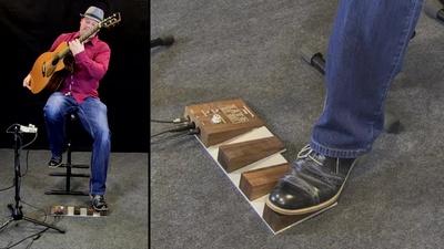 Finhol Blues Bass Board