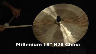 Millenium 18 B20 China
