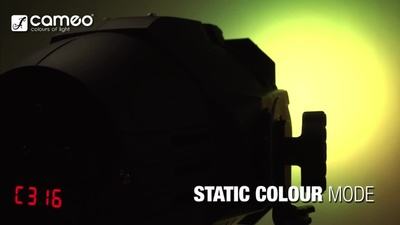 TRI Colour LED RGB PAR Scheinwerfer