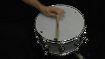 DW 14x6,5 Thin Aluminium Snare