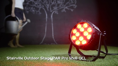 Stairville Outdoor Stage PAR Pro 12x8 QCL