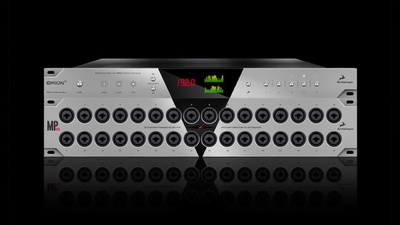 Antelope MP32: 32 channel mic preamp