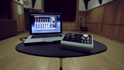 Audient iD14: USB 2.0 Audiointerface