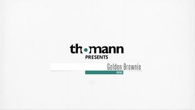 XVive T1 Golden Brownie Thomas Blug Distortion