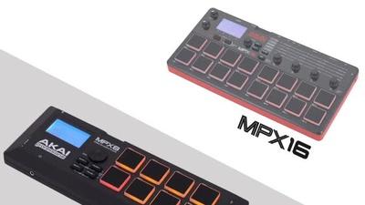 Akai MPX8