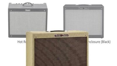 Fender Hot Rod Deluxe 112 Enclosure Tweed