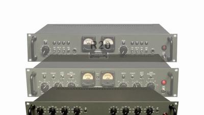 JDK R24 2-Kanal 4-Band EQ