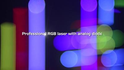 Stairville DJ Laser RGB Pro Advanced 1000