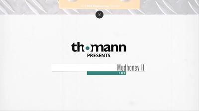 T-Rex Mudhoney II Dual - Distortion / Fuzz