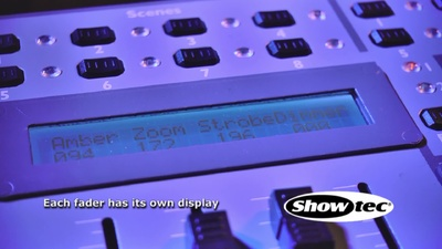 Showtec LED Commander Pro
