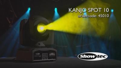 Showtec Kanjo Spot 10
