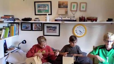 Skiffloebox Trio