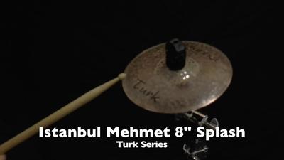 """Istanbul Mehmet 8"""" Splash"""
