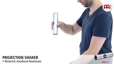 Meinl SH25-L-S - Projection Shaker