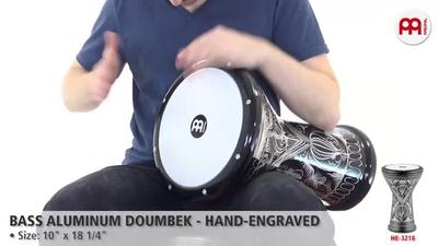 Meinl HE-3218 - Bass Doumbek