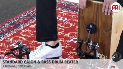 Meinl Standard Cajon + Bass Beater