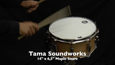 Tama 14x6,5 Soundworks Maple Snare