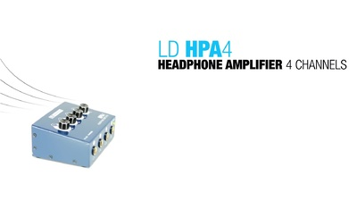 LD Systems HPA 4
