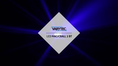 Varytec LED Magicball 2 BT