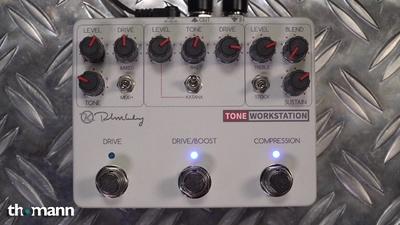 Keeley Tone Workstation 3