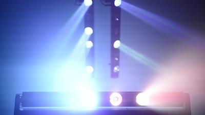 Ignition LED Beambar 6 RGBW
