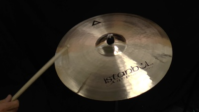 Istanbul Agop 22 Ride Xist