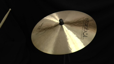 Istanbul Agop Traditional Medium Crash 20